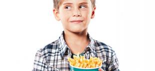 Colesterol alto também pode ser problema de criança